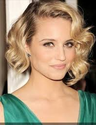 short loose wave hairstyle short hairstyles and cuts loose short finger wave hairstyle for