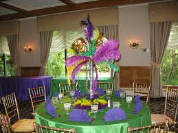 mardi gras factory mardi gras themed centerpiece for a sweet 16 event flickr