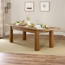 Extendable Dining Table Seats 10 Oak Large Extending Dining Table