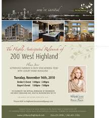 open house invitation 200 west highland pictures and open house invitation