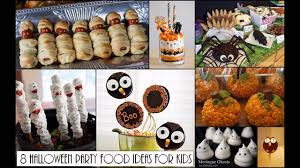 Halloween Party Snacks Ideas by Kids Birthday Party Food Ideas Youtube