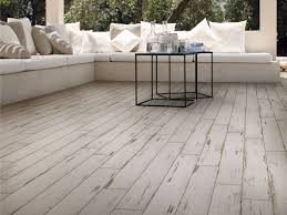 porcelain stoneware wall floor tiles with wood effect painted by