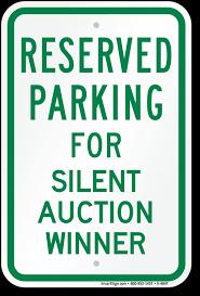 silent auction sign expin memberpro co