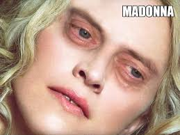 Steve Buscemi Eyes Meme - famous women with stevebuscemi eyes madonna all the boys