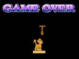 Game Over Meme - game over simba jontron jon jafari know your meme