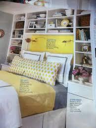 Headboard Bookshelf Guest Bedroom Headboard And Bookshelves Great Idea To