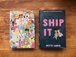 a q a with the author of ship it a debut ya novel about fan