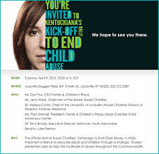 Save The Date Emails Join Kosair Charities Kentucky Youth Advocates And Others At The