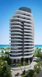 foster partners release images of luxury condo in miami house