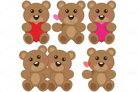teddy bear clip art 2 image 4 clipartix