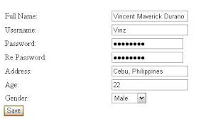 membuat form html online creating a simple registration form in asp net