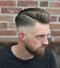 Frisurentrends Herren by Männer Frisuren 2017 Trendige Pompadour Frisur Für Herren