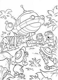 einsteins book coloring