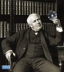 thomas edison light bulb invention light bulb thomas edison invented the light bulb electric bulb have