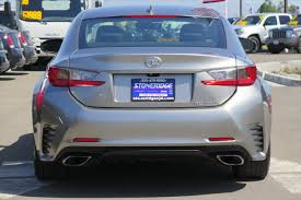 lexus thousand oaks used cars lexus rc 2 door in california for sale used cars on buysellsearch