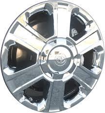 toyota tundra bolt pattern used aly75158 toyota tundra wheel chrome clad 426110c190