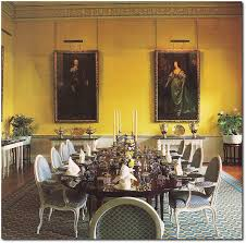 Benjamin Moore Sundance Yellow by 10 Of The Best Historical Yellow Rooms