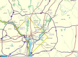 Dc Metro Rail Map by About The Usa Travel The States Territories Find Map Usa Here