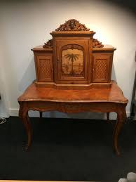 bureau style colonial colonial furniture restored to