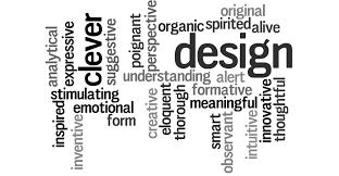 word design goss graphic design website