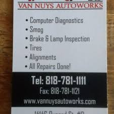 brake and light inspection locations van nuys autoworks 26 photos 79 reviews auto repair 14146