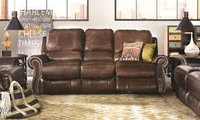 bourbon power reclining sofa the dump america u0027s furniture outlet