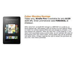amazon black friday or cyber monday for tvdeal fire is 30 off in breakout amazon cyber monday deal