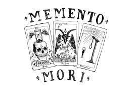 Memento Mori - kieron rhys johnson memento mori remember your mortal