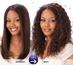 black wet and wavy hairstyles cute wet n wavy hairstyles hair
