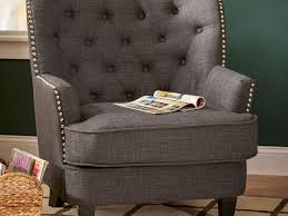 Tufted Upholstered Chairs Unbelievable Photograph Of Brown Accent Chairs Tags