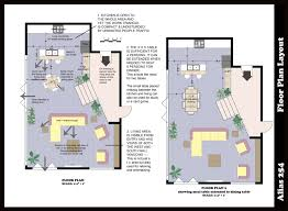 awesome kitchen layout design with floor plan layout and