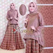 Baju Muslim Grosir baju muslim trendy murah safaraz by kurnia