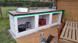 aussenküche bauanleitung wohnzimmerz außenküche selber bauen with garten kostenlose