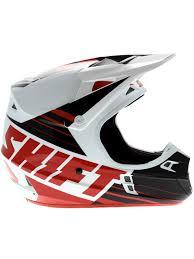 white motocross helmet shift black white 2016 v1 assault mx helmet shift
