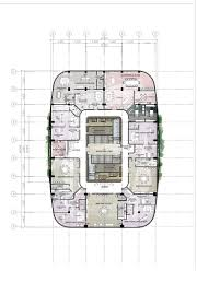 Apartment Building Blueprints by High Rise Residential Floor Plan Google Search Apartment