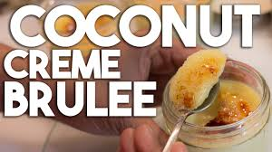 coconut crème brulees 12 days of christmas youtube