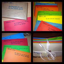 hochzeitsgeschenk beste freundin swenja s kreatives kopfkino open when letters öffnen wenn