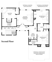 2nd floor floor plan cool houseplans pinterest palo verde