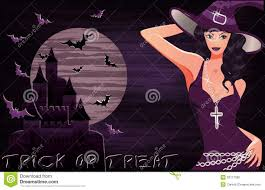 happy halloween background happy halloween background with witch stock photo image 33717390