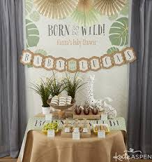 jungle theme baby shower diy jungle themed party favors
