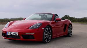 carmine red porsche 2017 porsche 718 boxster s guards red youtube