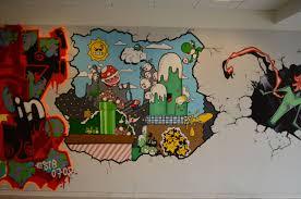 video game wall murals home design video game wall murals