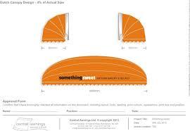 Dutch Awnings Printing U0026 Sign Writing On Fabrics