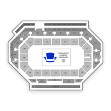 centurylink arena seating chart u0026 interactive seat map seatgeek