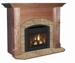 hearth and home mantels manchester arched flush fireplace mantel