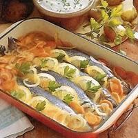 cuisiner le hareng frais harengs frais à la normande à découvrir