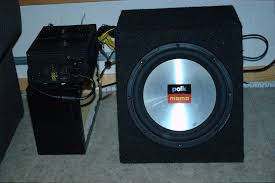 best home theater amplifier diy subwoofer amplifier power supply from an old atx psu