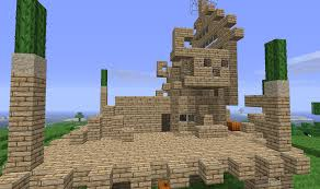 house designs minecraft weirdest house design in history of minecraft image indie db