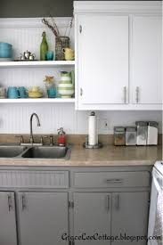Ideas To Update Kitchen Cabinets Grace Lee Cottage Updating Old Kitchen Cabinets