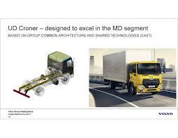 volvo group trucks technology volvo ab volaf investor presentation slideshow volvo ab